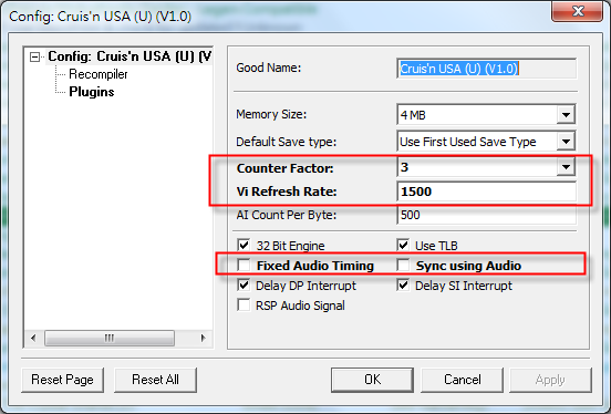 Shunyuan\'s HLE audio plugin v1.0 - Page 43 - Project64 Forums