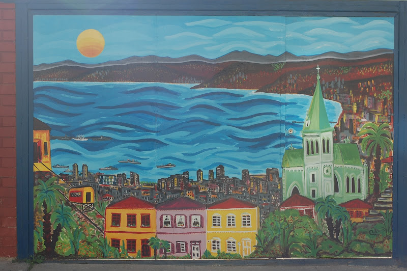 Valparaiso, Chile: City of Art