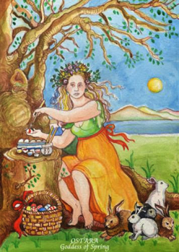 The Spring Equinox And The Return Of Ostara