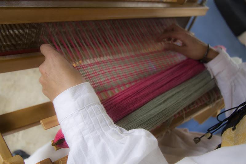Artesanía en telar - La Texeora