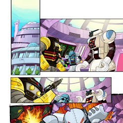 Robo Force Pages Completed!