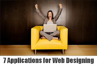 Applications for Web Designing