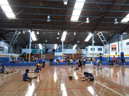 Auburn Basketball Centre Stadium Wyatt Park Church St