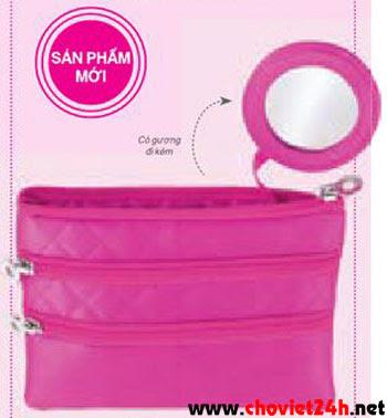 Túi đựng mỹ phẩm Sophie - N767M