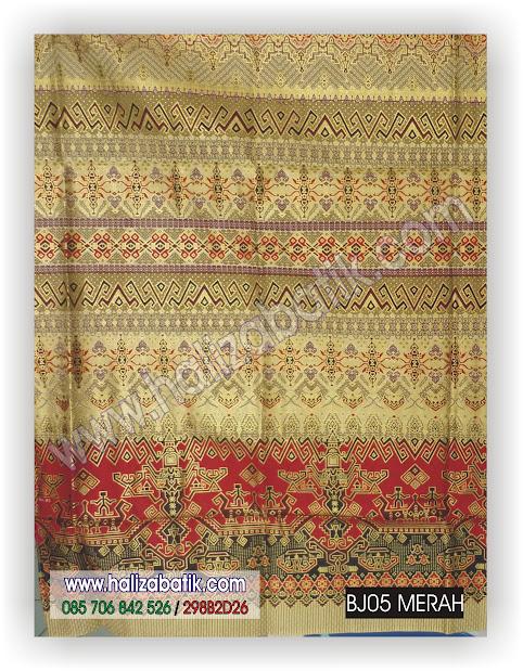 Batik, Jenis Jenis Batik, Butik Online, BJ05 MERAH