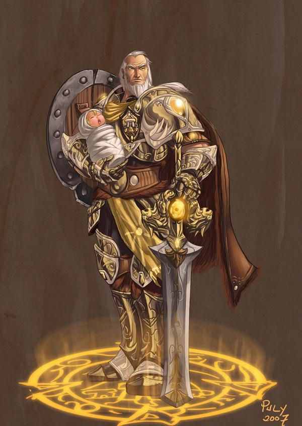 Shades of Oblivion: Protection Warrior Itemsets