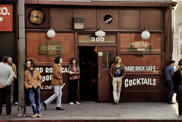 The Doors no Hard Rock Cafe