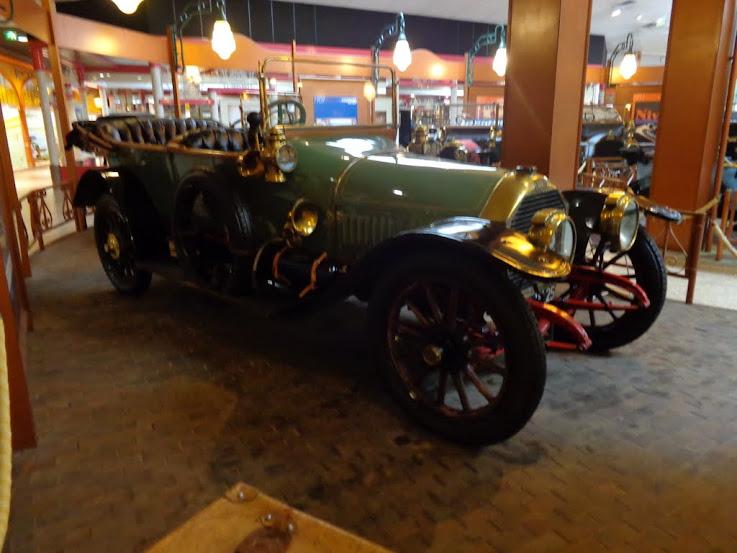 Musée de l'aventure Peugeot à Sochaux DSC01168