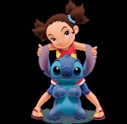 Gif Lilo e Stitch
