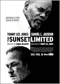 Download The Sunset Limited BDRip AVI Dual Áudio + RMVB Dublado