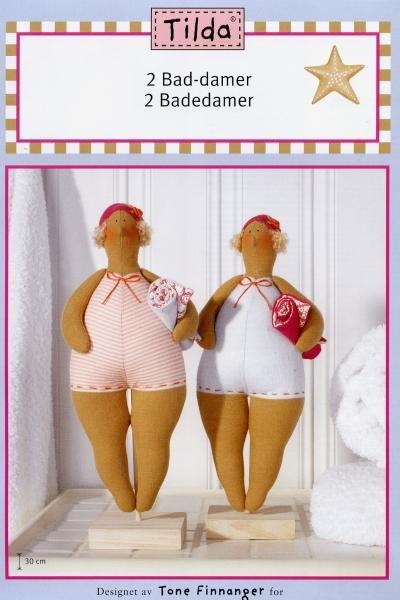 Выкройка Тильда толстушка