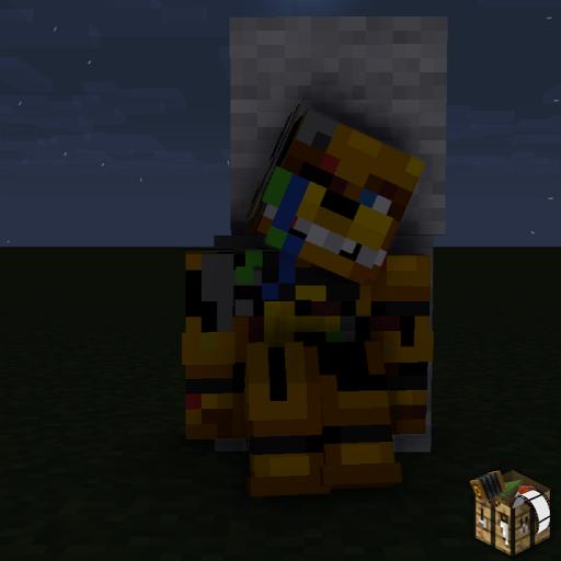 invisible man minecraft skin