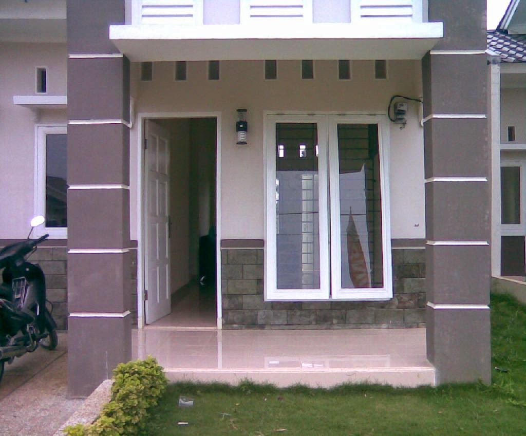 Teras rumah minimalis design rumah minimalis for Design interior rumah villa
