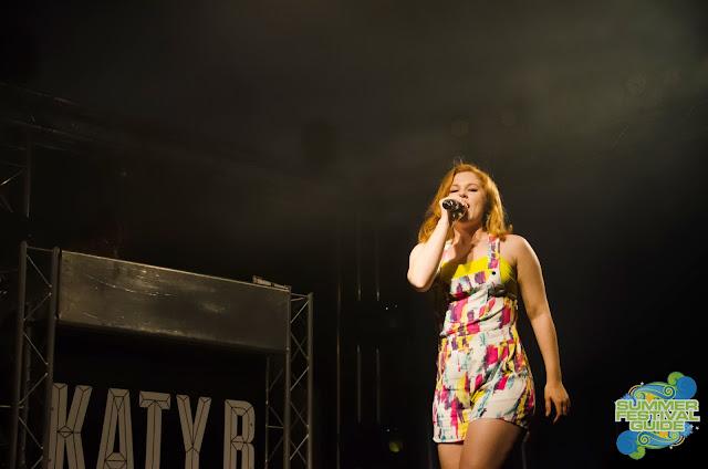 Katy B @ Nass