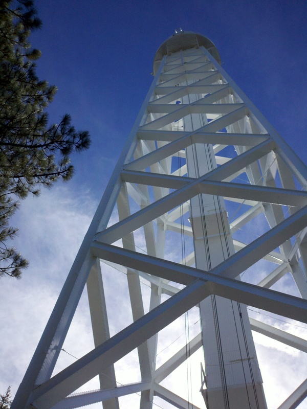 Mount Wilson • Solar Tower