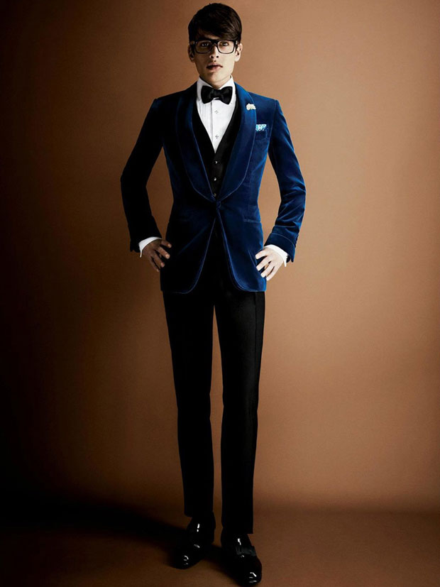 *Tom Ford男性最高指標2013AW形象:展現奢華復古紳士魅力 4