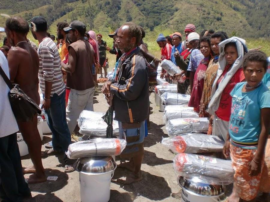 Papua Market