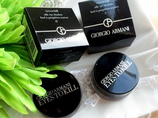 Armani Eyes to Kill intense shadows