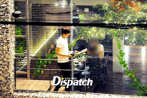 Lee Min Ho และ Park Min Young กำลังคบหาดูใจกันอยู่