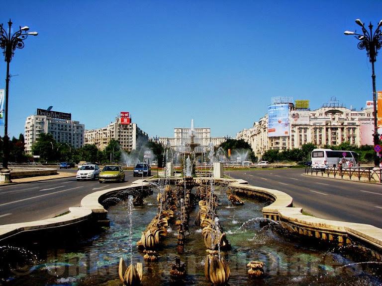 Pariz istoka - Bukurešt