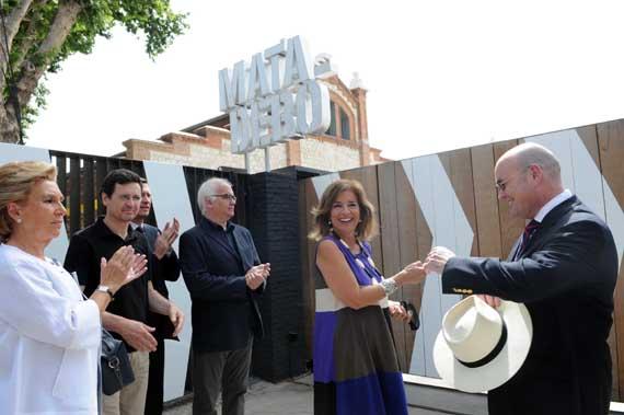 Dos nuevos accesos unen Matadero y Madrid Río