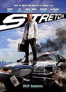 Stretch - Định mệnh chàng quái xế