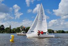 J/22 Worlds sailing