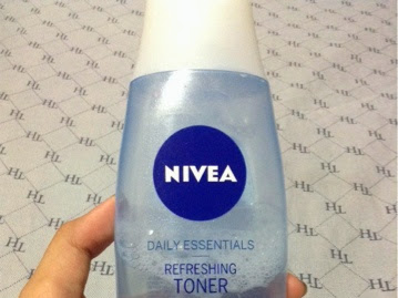 Product Review: Nivea Refreshing Toner