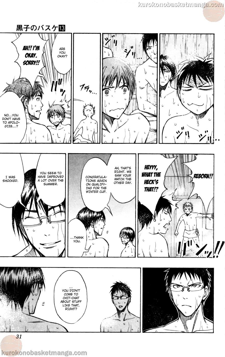 Kuroko no Basket Manga Chapter 110 - Image 05