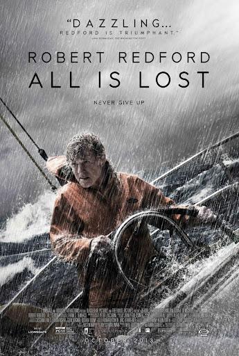 Όλα Χάθηκαν All Is Lost Poster