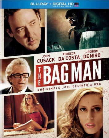 Filme Poster The Bag Man BRRip XviD & RMVB Legendado
