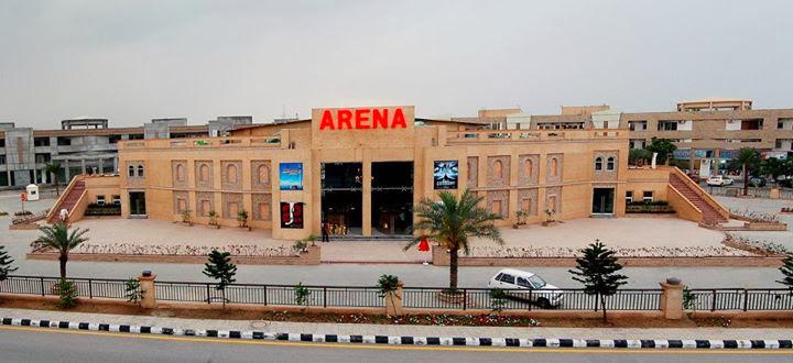 Bahria Paradise Rawalpindi
