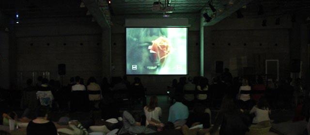 La Pantalla Hall, programació gratuïta al CCCB. Foto: L'Alternativa, 2011