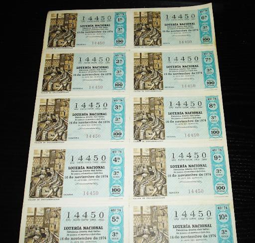 Loteria nacional-taller encuadernacion