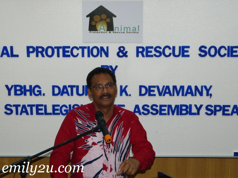 Animal Protection and Rescue Society APRS
