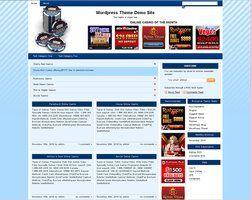 Online Casino Template 936