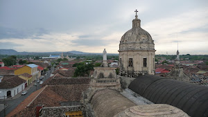 Exploring the city - Granada, Nicaragua