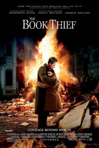 Η Κλέφτρα Των Βιβλίων The Book Thief Poster