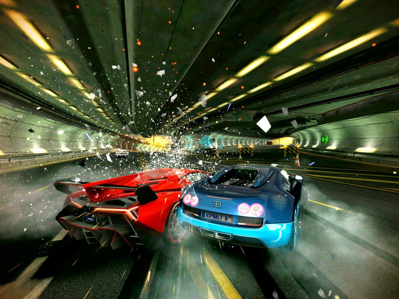 Hình ảnh đẹp mê ly của game đua xe Asphalt 8 - Ảnh 4