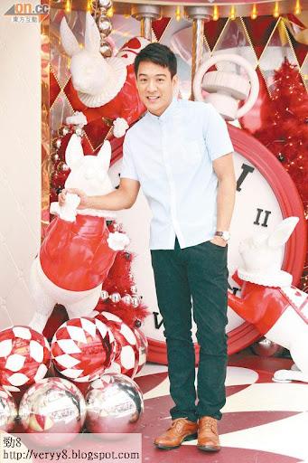 首次擔正做男主角的陳智燊,多謝無綫給予機會。