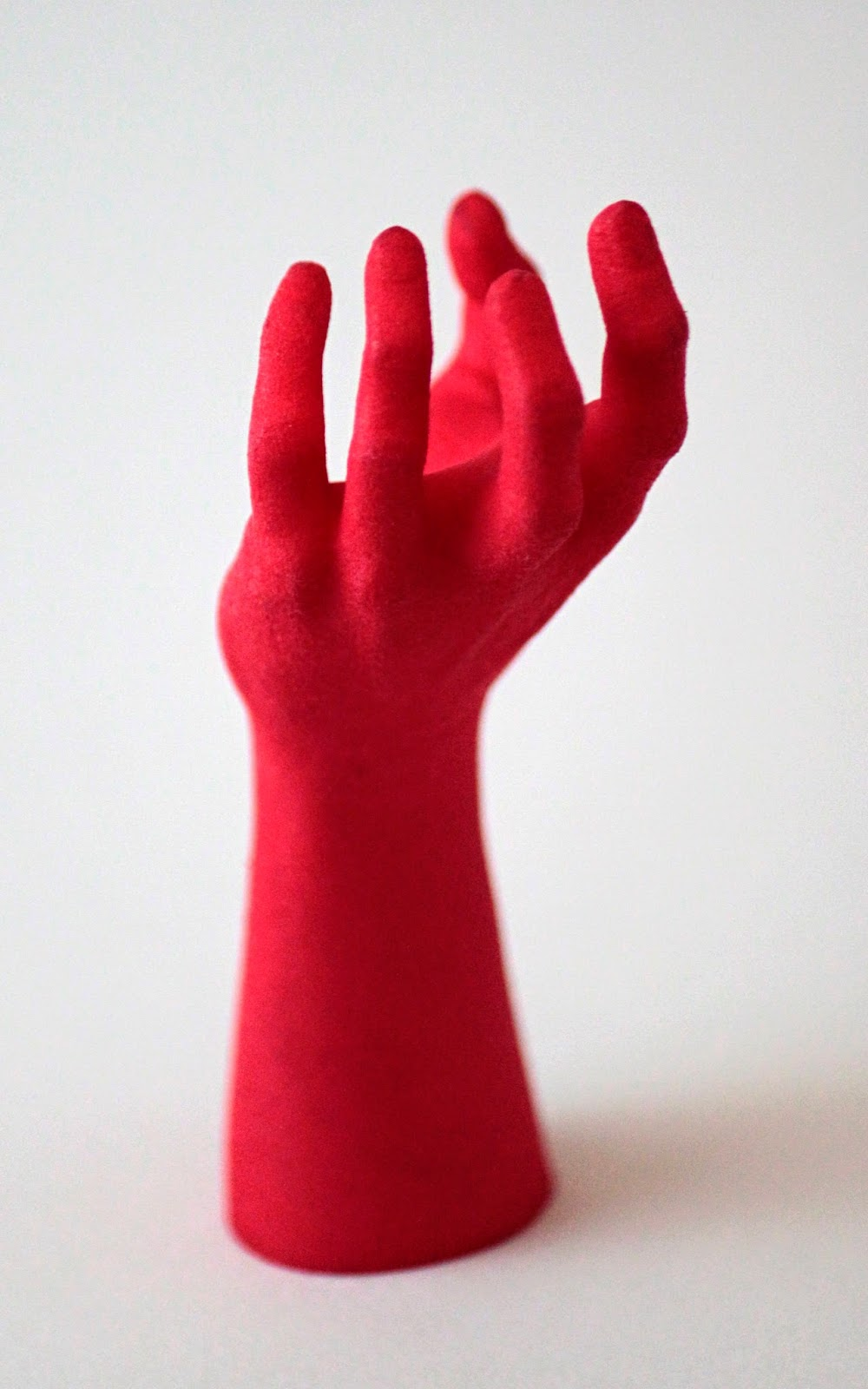 3D Printed zombie hands