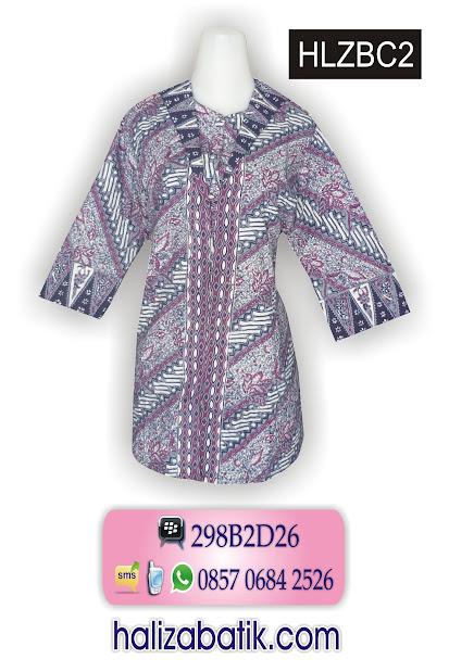 HLZBC2 Koleksi Baju Batik Terbaru, Toko Baju Online, Mode Batik Modern, HLZBC2