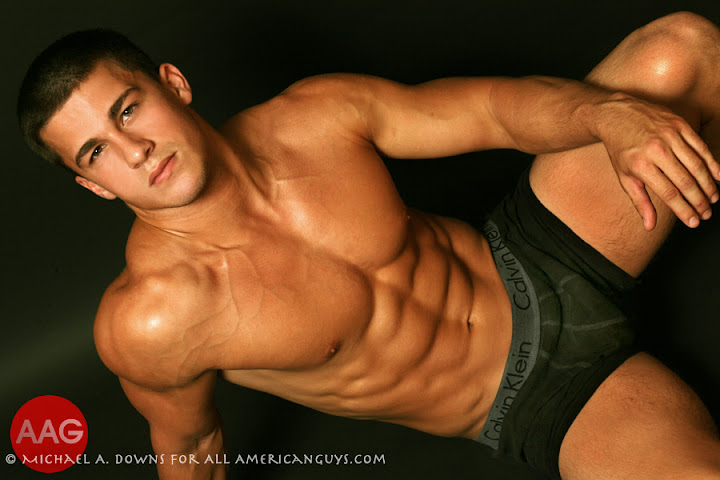 Picture About Male Model Anthony C from AAG