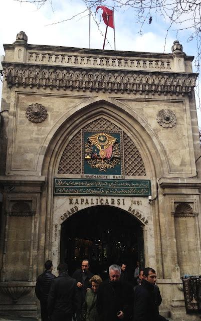 Kapalicarsi Grand Bazaar Istanbul