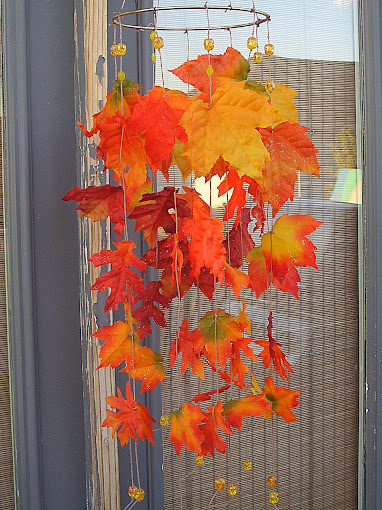 Szi dekor ci k d sz ts k otthonunkat sz nes falevelekkel for Bricolage per la casa