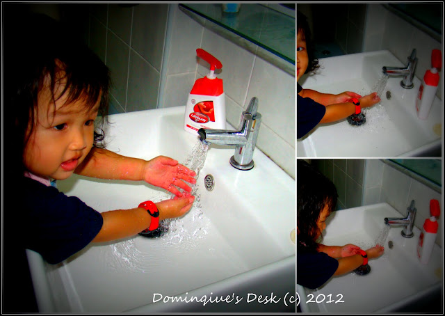 Toddler Handwashing