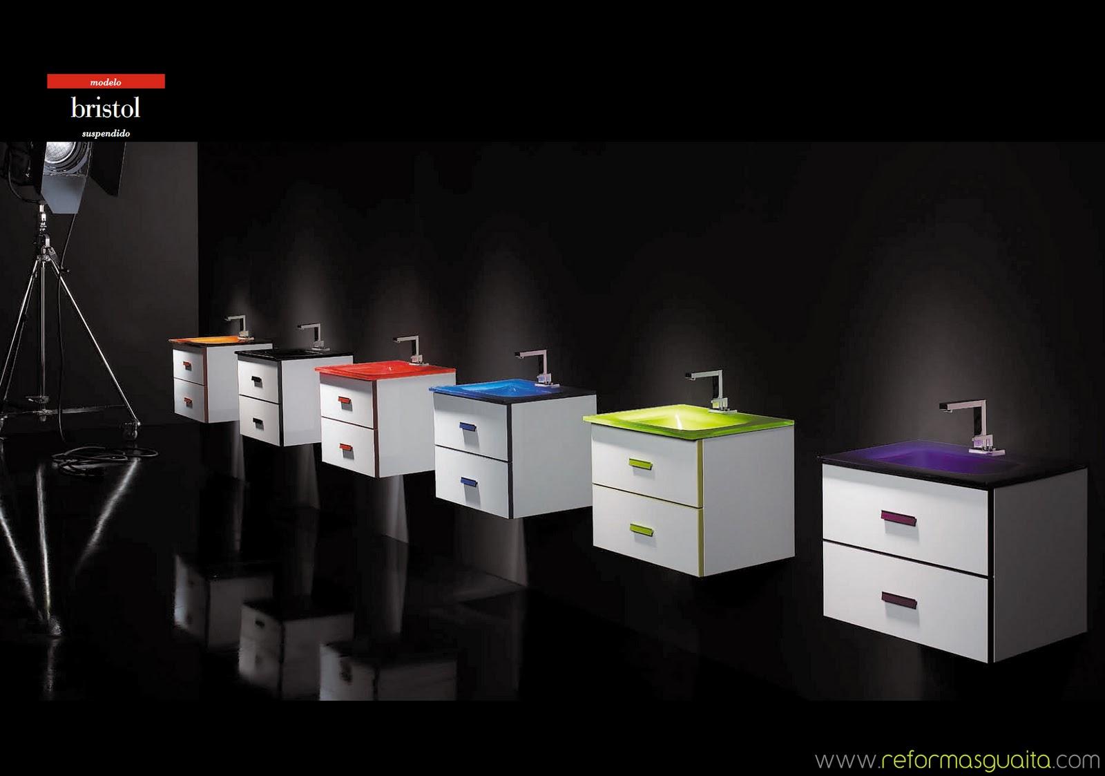 Muebles Cuarto Baño Silestone : Ba?os con azulejos hasta la mitad dikidu