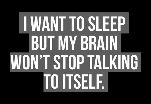 Talking Brain Funny Quote