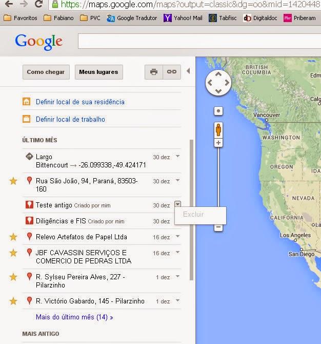 Exclusao De Mapa Desabilitada Ayuda De Google Maps