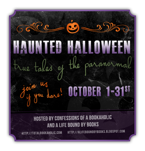 Haunted Halloween 2012: Updates, Posts, and Giveaways